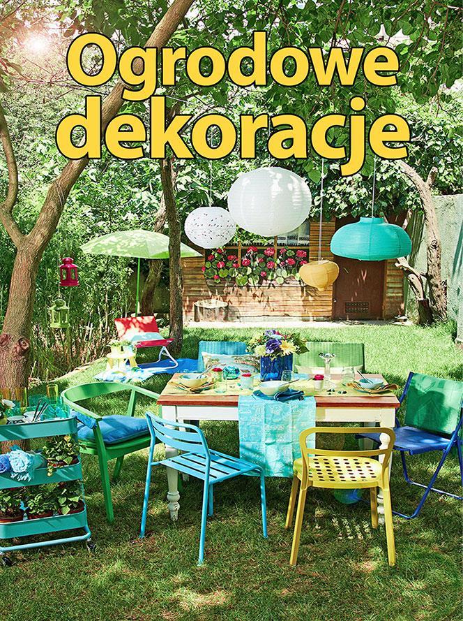 Ogrodowe dekoracje. Niebanalne inspiracje