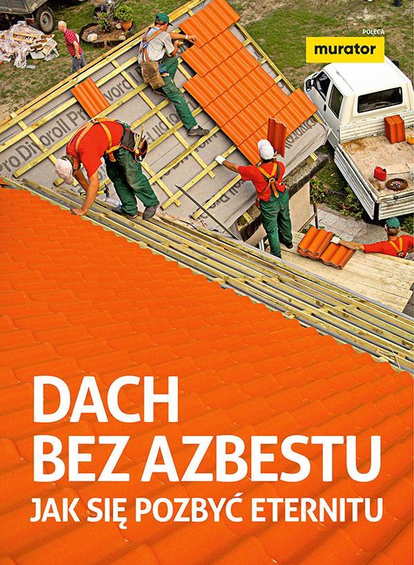Dach bez azbestu
