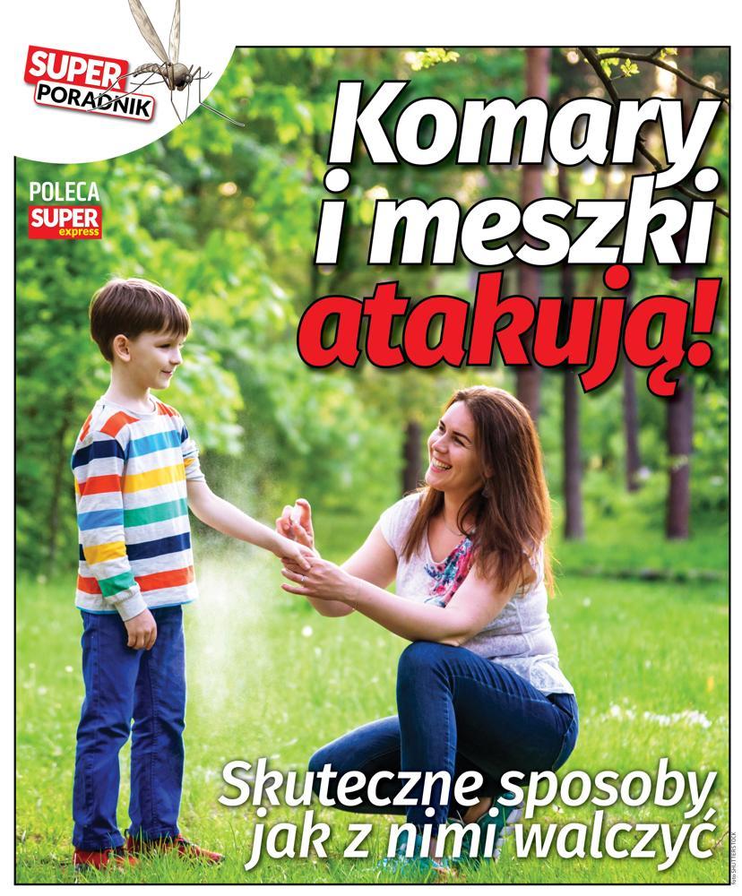 Super Poradnik Komary i meszki