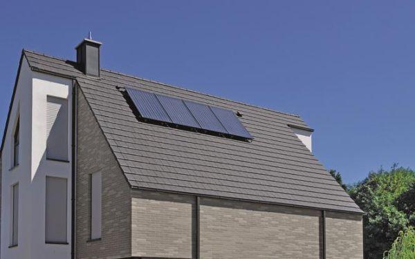 Modny szary dach: jak dobrać do niego kolor elewacji