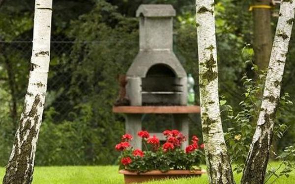 Grill betonowy - jak go zainstalować w ogrodzie?