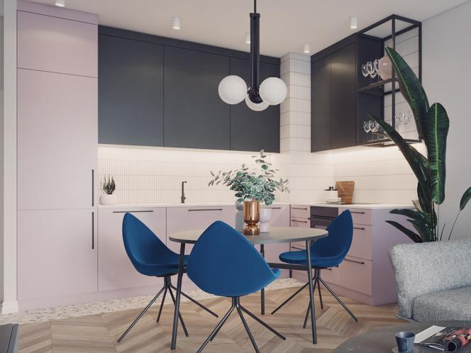 Miejski minimalizm – kuchnia w wersji drugiej