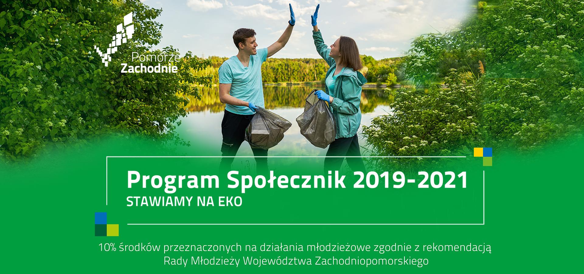 PROGRAM SPOŁECZNIK 2019-2021